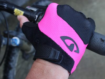 Womens Fingerless Endurance Glove - handlebar. goRide