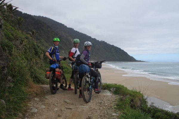The Heaphy Track. goRide Sharing