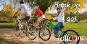 bike tow frame - Follow Me Tandem