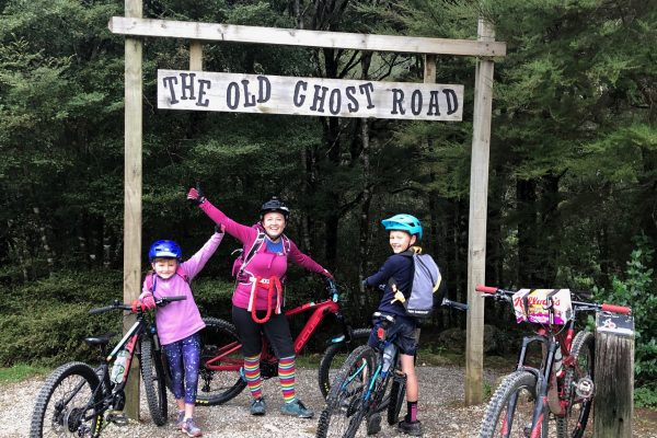 Old Ghost Road - goride Family Sharing