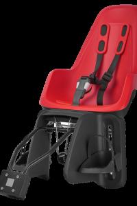 BoBike One Maxi rear kids seat. Red. goRide