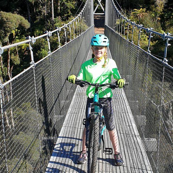 Hollie Timber Trail swing bridge resized