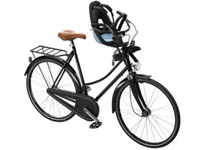 Thule Mini on upright bike