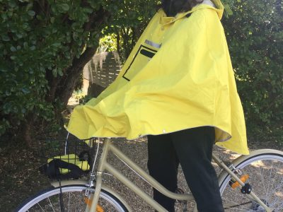 Best jacket for cycling in town.goRide
