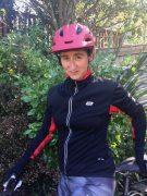 Thermal jacket & winter glove - all season bike clothing