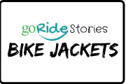 Lightweight packable bike jacket - stories