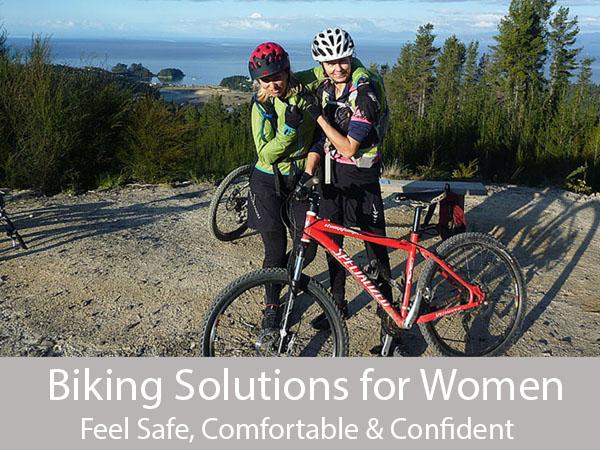Biking solutions for women grey