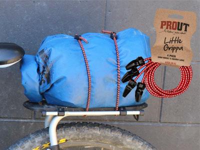 Tie downs bike carrier