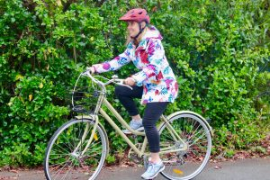 Waterproof jacket - Scribbler on bike