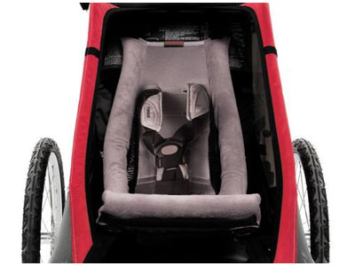 Infant sling Thule trailers