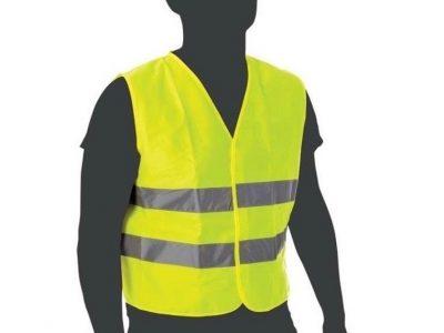 Safety Vest. Riding clothing. goRide
