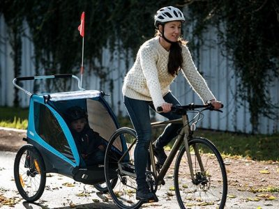 Single Bike trailer - Lite. goRide