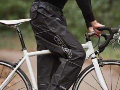 Waterproof Pants - Unisex. Male rider. goRide